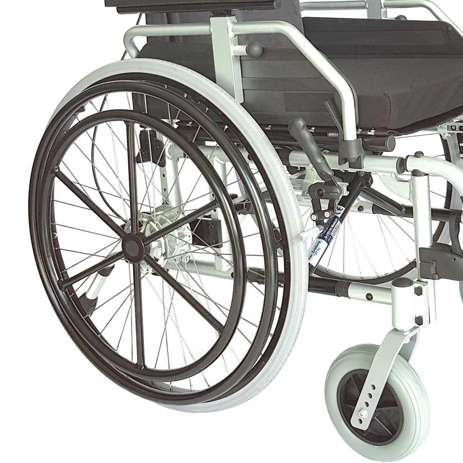 UHC Der moderne Einhandantrieb für Hemiplegiker