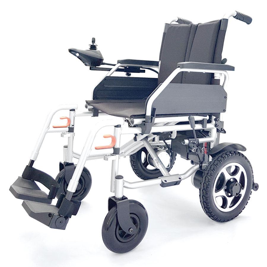 UHC faltbarer Elektro-Rollstuhl Campus
