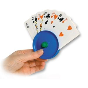 Kartenhalter aus Plastik