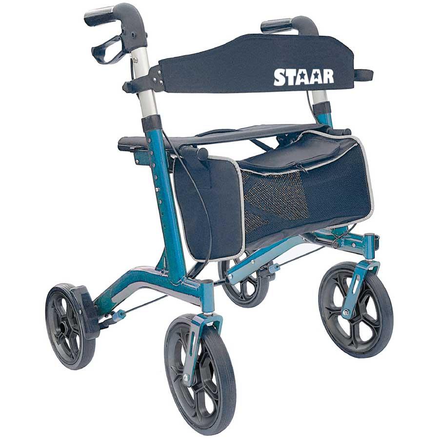 UHC Aluminium-Rollator STAAR